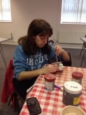 Pottery Making Session