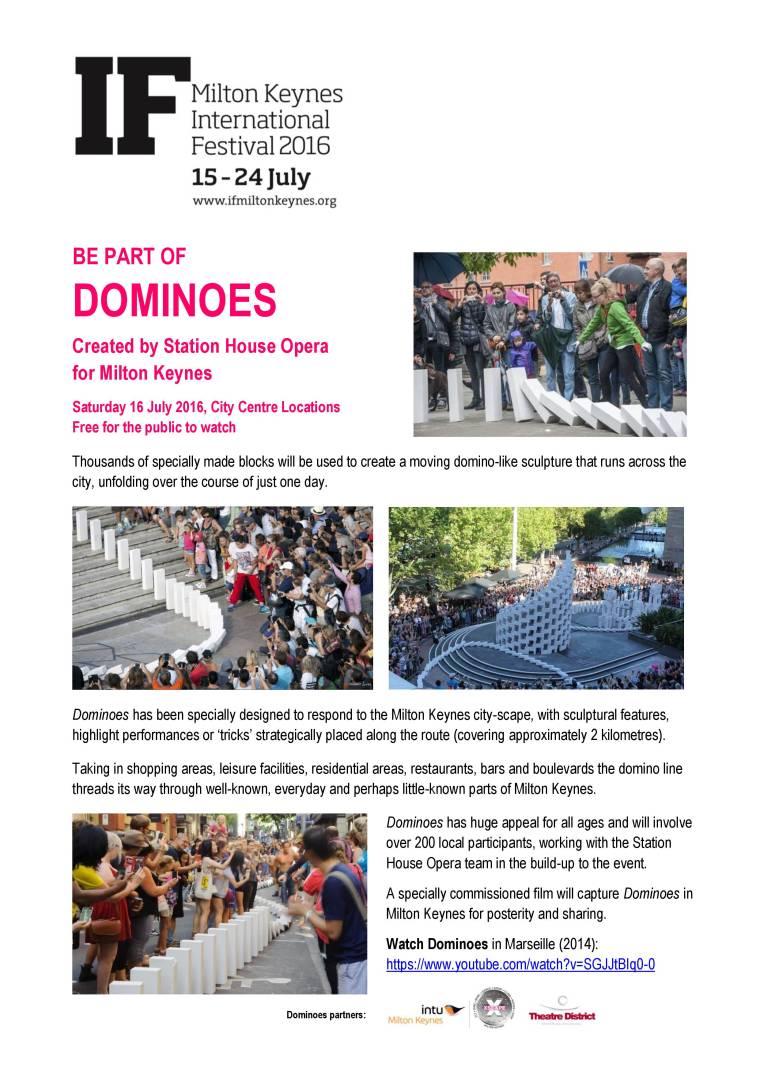 DOMINOES IN MILTON KEYNES-1
