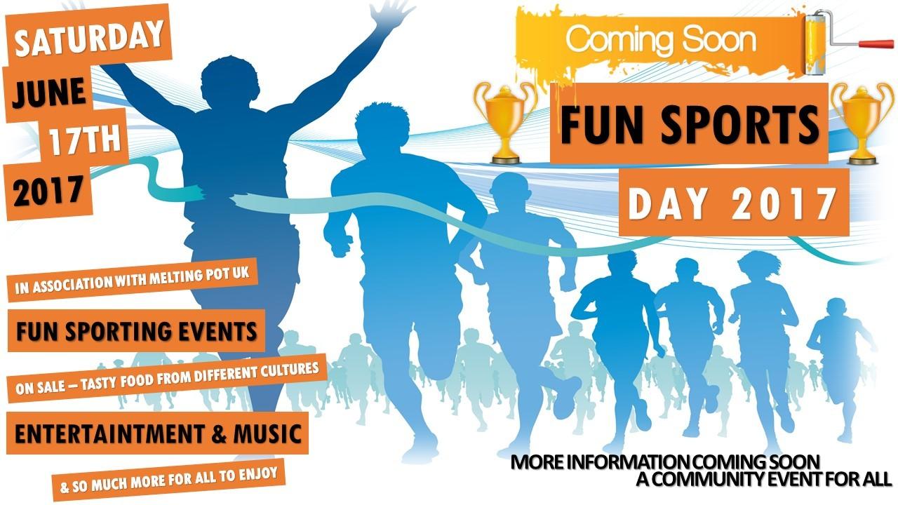 Culture Fun Day 2017 Flyer