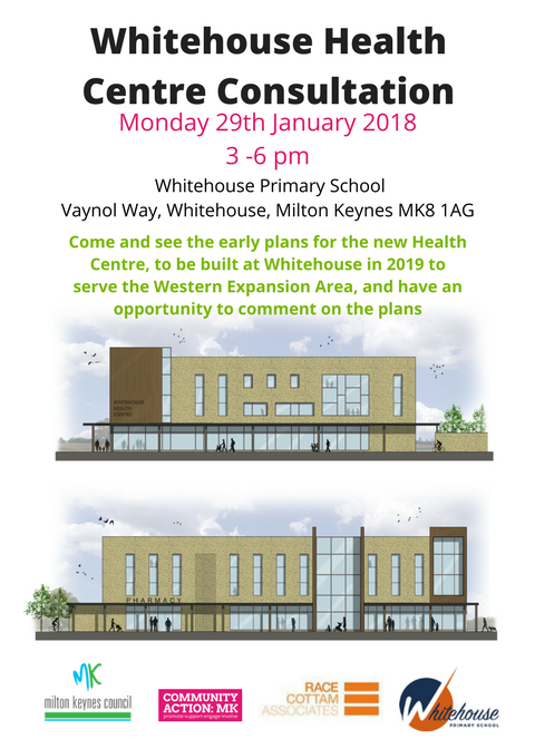 Whitehouse Health Centre consultation