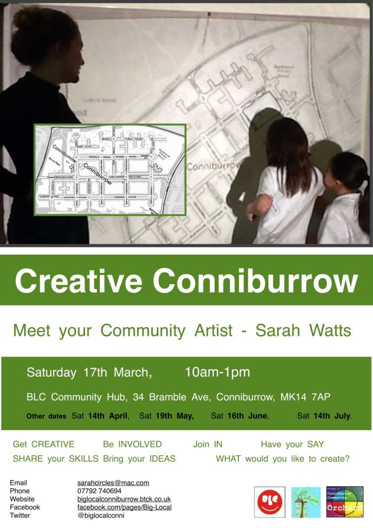 Creative Conniburrow flyer-1